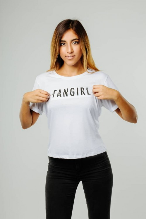 Secret Fangirl Shirt