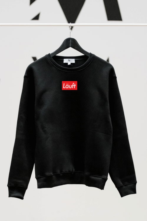 Läuft Sweater