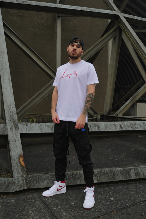 Loyalty Shirt white