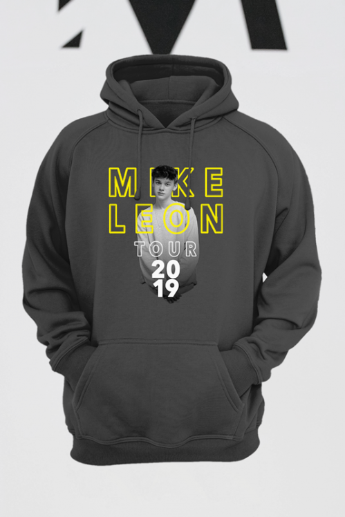 Mike Leon Tourhoodie