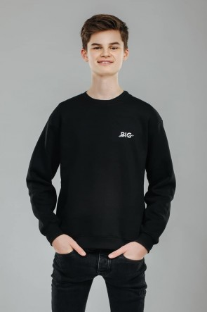 Dream Big Sweater Black