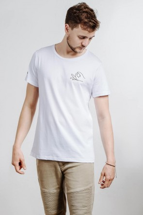 Reingschaut Shirt White